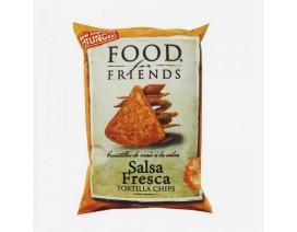 Food For Friends Salsa Fresca Tortilla Chips - Case