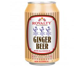 Royalty Ginger Beer - Case