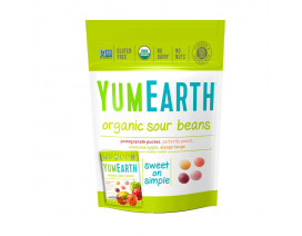 YumEarth Organic Sour Lollipops - Case