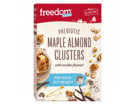 Freedom Foods Maple Almond Clusters - Case