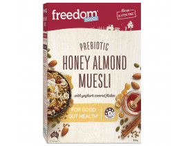Freedom Foods Honey Almond Muesli - Case