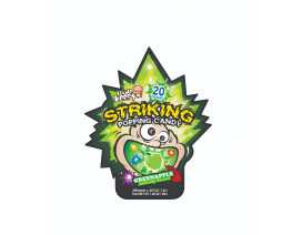 Little Keefy Green Apple  Striking Popping Candy - Case