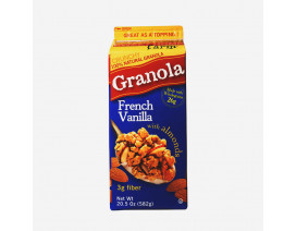 Sweet Home Farm French Vanilla With Almonds Granola - Case
