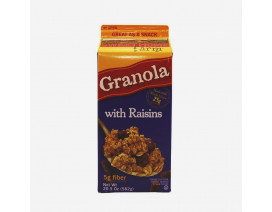 Sweet Home Farm Granola Cereal With Raisins - Case