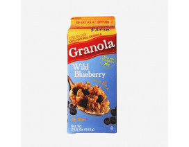 Sweet Home Farm Wild Blueberry With Flax Granola - Case