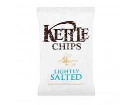 Kettle Chips Sea Salt Light Salted - Case