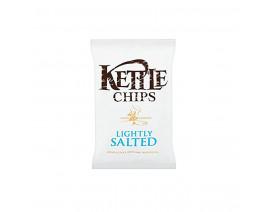 Kettle Little Giant Bags Sea Salt Lightly Salted - Case
