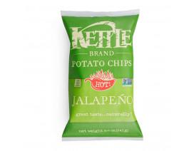 Kettle Chips Jalapeno - Case