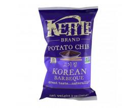 Kettle Chips Korean BBQ - Case