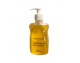 Handitizer Alcohol based 65% v/v Peach Flavour Anti-Bacterial Hand Sanitizer infused with Aloe Vera and Vitamin E - Case
