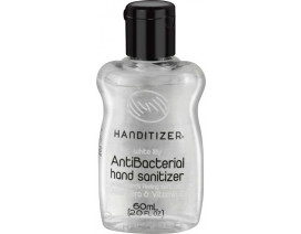 Handitizer Alcohol based 65% v/v White Lily Flavour Anti-Bacterial Hand Sanitizer infused with Aloe Vera and Vitamin E - Case