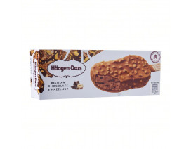 Haagen-Dazs Belgian Choc and Hazelnut - Case