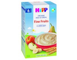 Hipp Organic Milk & Cereal Fine Fruits - Case