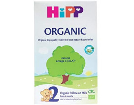 Hipp Organic Follow On Milk 2 - Case