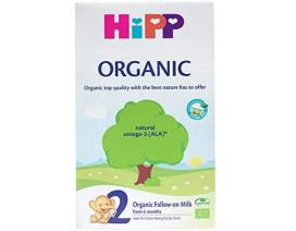 Hipp Organic Follow On Milk 1 - Case