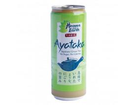 Heaven & Earth Ayataka Green Tea Can Drink - Case
