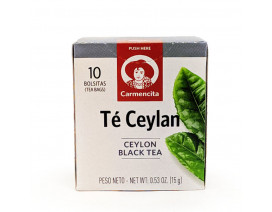Carmencita Ceylon Black Tea - Case