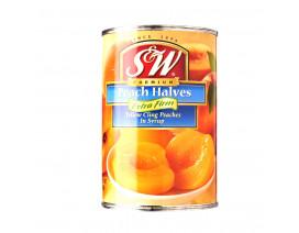 S&W Halves Peaches - Case