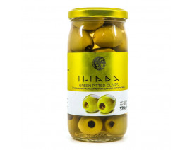 Iliada Green Pitted Olives - Case
