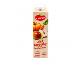 Juver 100% Veggie Juice Orange Mixed Fruits - Case