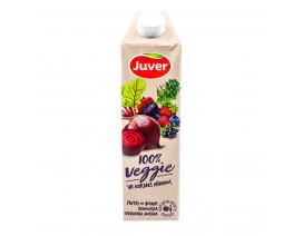 Juver 100% Veggie Juice Purple Mixed Fruits - Case