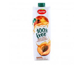 Juver 100% Freshly Squeezed Peach Juice - Case