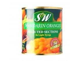 S&W Mandarin Oranges - Case