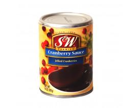 S&W Jellied Cranberry Sauce - Case