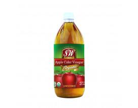 S&W Organic Cider Vinegar - Case
