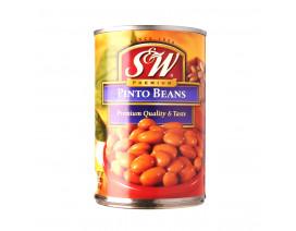 S&W Pinto Beans - Case