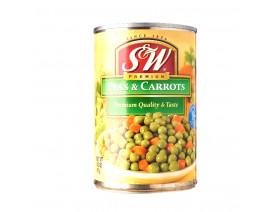 S&W Peas & Carrots - Case