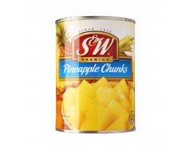 S&W Pineapple Chunks - Case