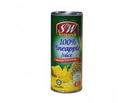 S&W Pineapple Juice - Case