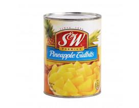 S&W Pineapple Tidbits - Case