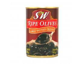 S&W Ripe Olivers Large Pitted - Case