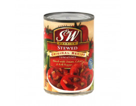 S&W Stewed Tomatoes - Case