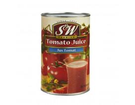 S&W Tomato Juice - Case