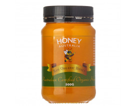 Honey Australia Raw Organic Honey - Case