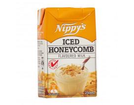 Nippy's Ice Honeycomb Flavoured Milk - Case