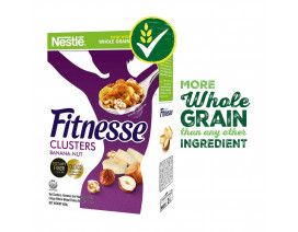 NESTLE Fitnesse Banana Clusters Cereal - Case