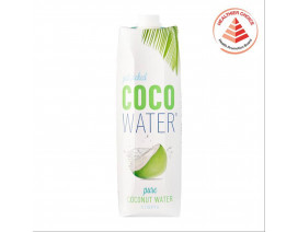 Just Picked CocoWater 100% Pure Coconut Dink - Case