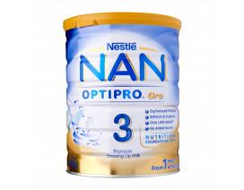 NESTLE NAN OPTIPRO Gro Stage 3 Growing Up Milk - Case