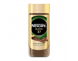 NESCAFE Blend 37 Instant Soluble Coffee - Case