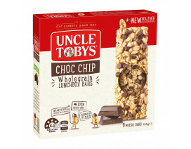 Uncle Tobys Chewy Chocolate Chip Muesli Bar - Case
