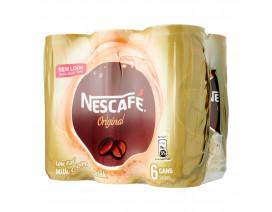 NESCAFE Milk Coffee Original Can - Case