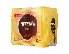 NESCAFE Milk Coffee Latte Can - Case