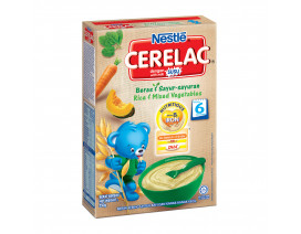NESTLE CERELAC Rice Mixed Vegetables - Case