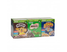 Nestle Variety School Pack Cereal - Case