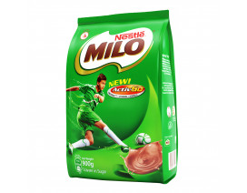 MILO Activ-Go Instant Chocolate Malt Drink Powder Refill - Case