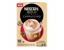 NESCAFE Gold Cappuccino Instant Premix Coffee - Case
